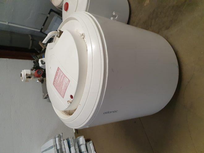 Chauffe eau 50L ATLANTIC