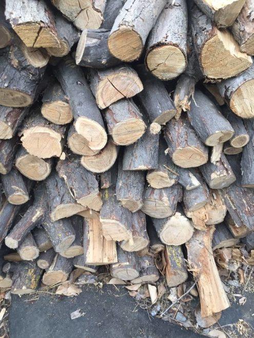 Bois de Chhauffage prêt à brûler