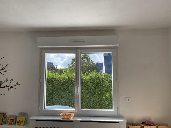 Fenêtre et volet électrique ATLANTEM