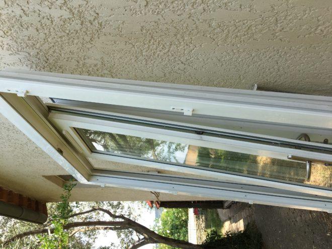 Porte fenêtre et fenêtre PVC
