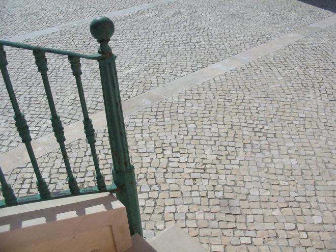 PAVÉS DE CALCAIRE